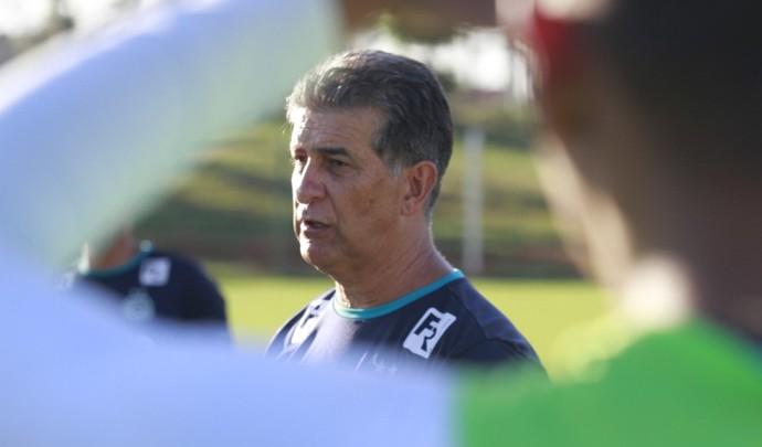 Ricardo Drubscky, técnico do Goiás (Foto: Rosiron Rodrigues/Goiás E.C.)