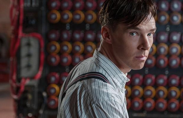Benedict Cumberbatch Alan Turing (Foto: Divulgação)