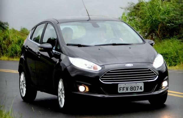 Ford New Fiesta (Foto: Divulgação)