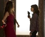 'A força do querer': Maria Fernanda Cândido e Débora Falabella em cena   TV Globo