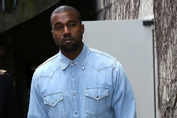 Kanye West: Yeezy é o melhor exemplo de auto-confiança da atualidade (Foto: Getty Images)