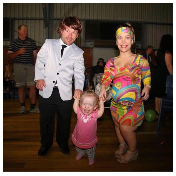 Família com nanismo 2 (Foto: Reprodução Facebook)
