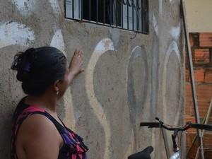 Fátima Barbosa, professora, vítima da barragem de Camará (Foto: Wagner Lima/G1 PB)