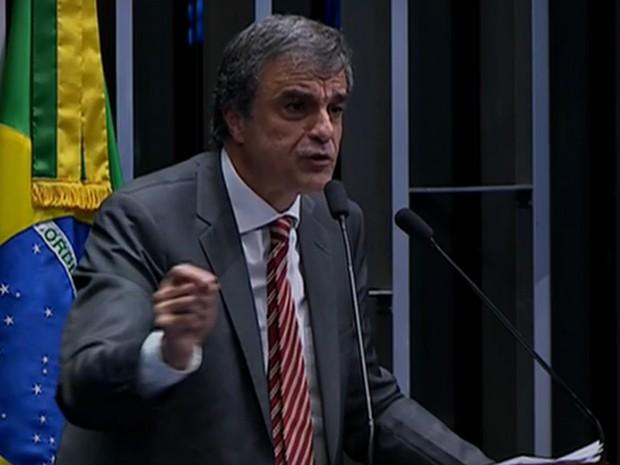 Cardozo (Foto: Reprodução/GloboNews)