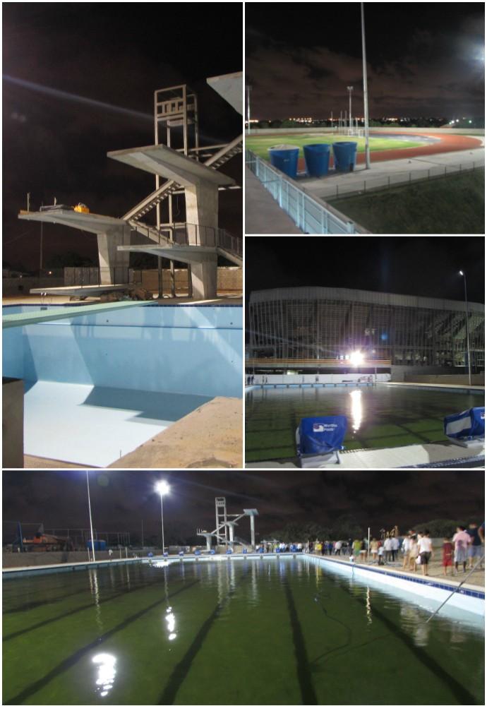 Centro, Formação, Olímpica, inauguração, Fortaleza (Foto: Juscelino Filho)