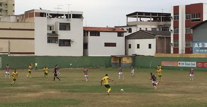 Com virada espetacular, Tupy vence o Rio Branco VN e fica perto do acesso (Foto: Renan Altoé)