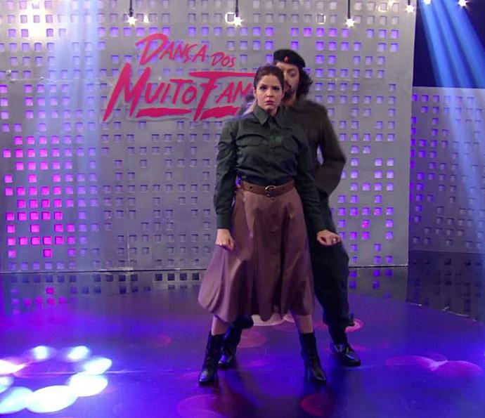 'Zorra' apresenta 'Dança dos muito famosos' (Foto: TV Globo)
