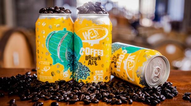 Cerveja de café da Way Beer (Foto: Divulgação)