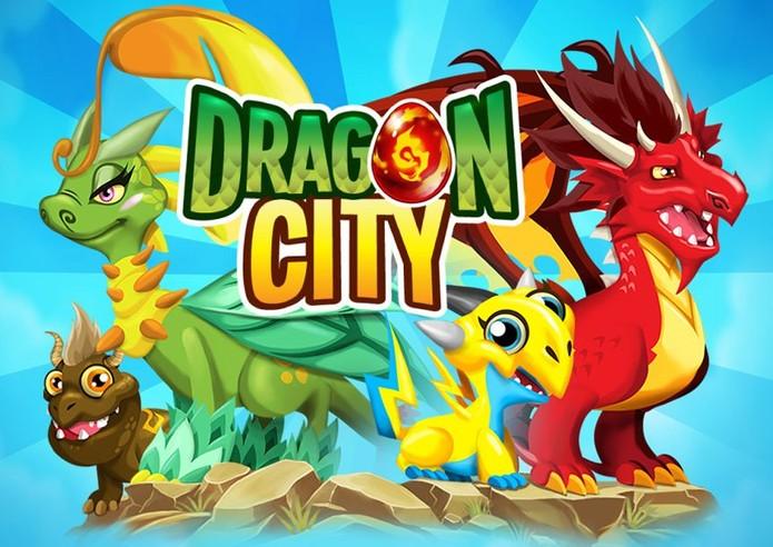 Dragon City (Foto: Divulgação)