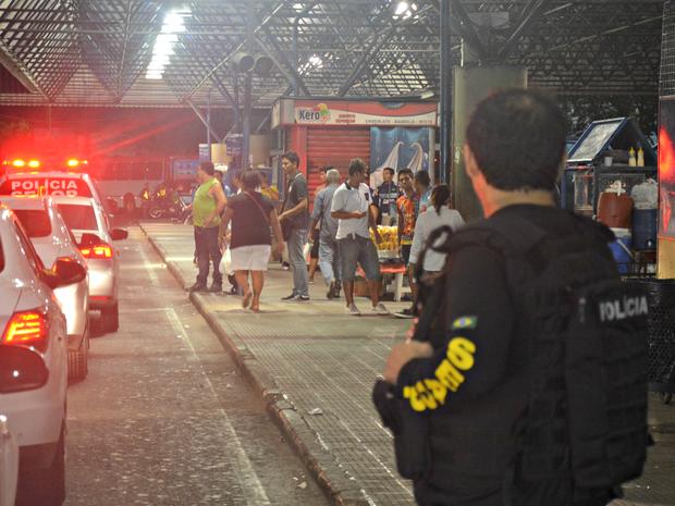 SSP-AM realizou operação em diversas zonas de Manaus (Foto: Divulgação/ SSP-AM)