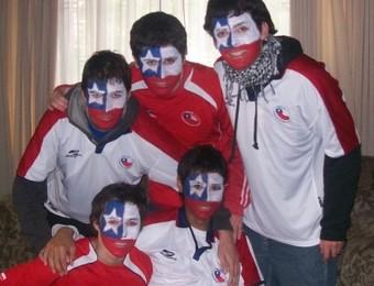 Chilenos no Brasil (Foto: Arquivo Pessoal/ Divulgação)