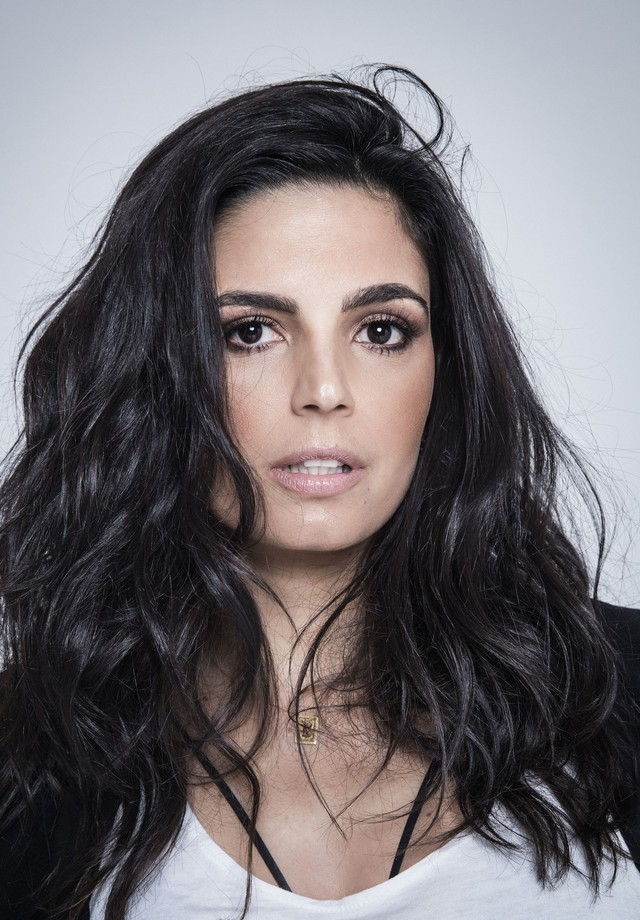 Emanuelle Araújo (Foto: Daryan Dornelles)