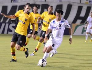 Gilmar - ABC x Atlético-GO (Foto: Divulgação/ABC)