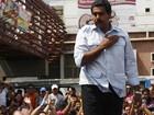 Maduro: 'Não haverá pacto com burguesia'  (Marco Bello/Reuters)