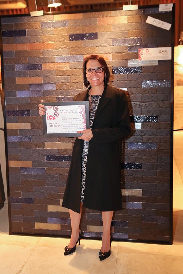 2º lugar – Selma Ferrante de Farias – Cerâmica Gail