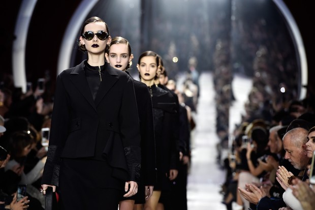 Christian Dior, Paris, Inverno 2017 (Foto: Getty Images)
