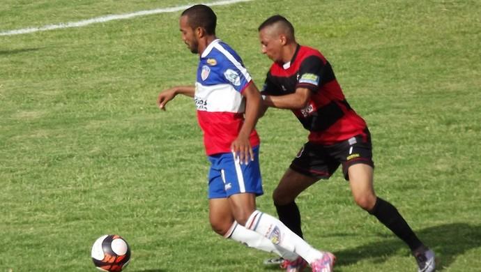Afogados x Flamengo (Foto: Romário Silva / Ascom Afogados)