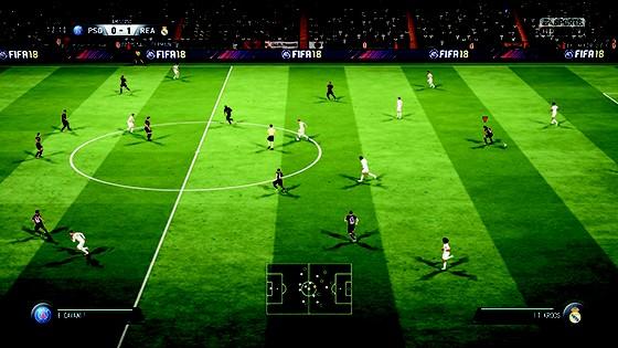 VIDEOGAME  Jogos eletrônicos incorporam a evolução tática do futebol e são treinamento para novas gerações (Foto: Reprodução)