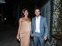 Sophie Charlotte e Daniel de Oliveira vão a casamento de Dudu Azevedo