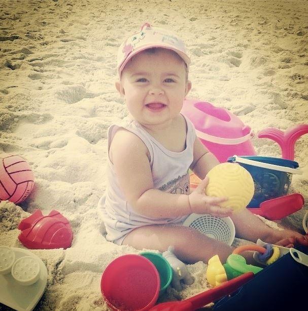 Duda, filha de Debby Lagranha (Foto: Instagram/Reprodução)