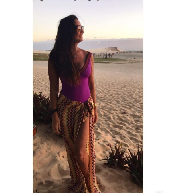 Luiza Brunet (Foto: Reprodução Instagram)