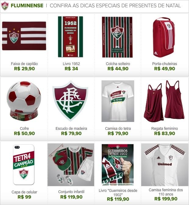 INFO presente Natal Fluminense 3 (Foto: Editoria de Arte / Globoesporte.com)