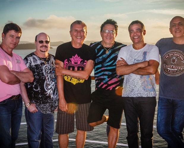 Grupo Roupa Nova (Foto: Divulgação)