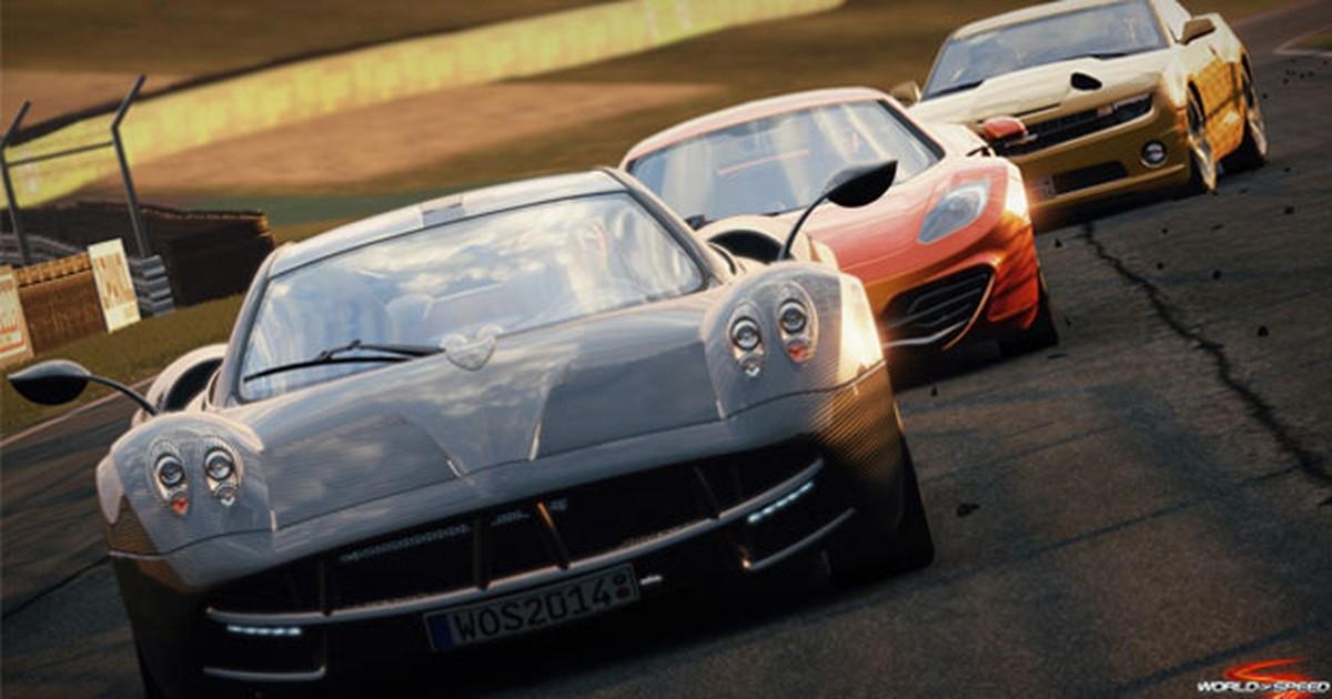 'World of Speed' é game grátis de corrida on-line que chega em 2014