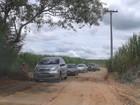 Em obras, SP-304 tem desvio por dentro de canavial em São Pedro