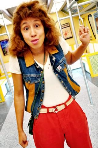 Janete ganha papel na novela Salve Janete (Foto: Rede Globo)