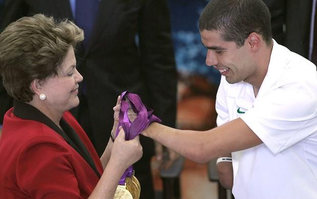 Dilma, lançamento do Plano Brasil Medalhas 2016 (Foto: Agência Reuters)