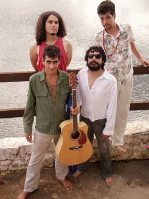 Banda Januei faz show de encerramento do Festival NOIA (Foto: Divulgação)
