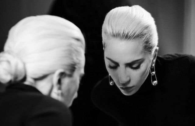 Lady Gaga for Tiffany & Co HardWear (Foto: Courtesy Image)