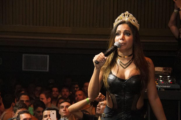 Anitta (Foto: Vitor Barbosa/ Divulgação Wallpaper)