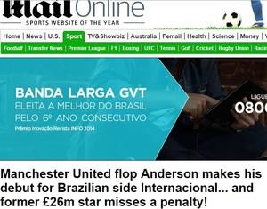 Mail Anderson Inter (Foto: Reprodução)