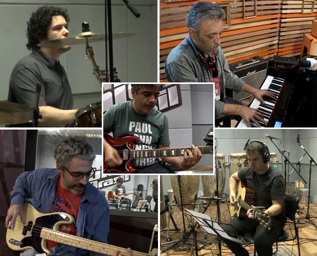 Com vocês, a banda The Voice Brasil! (Foto: The Voice Brasil / Tv Globo)