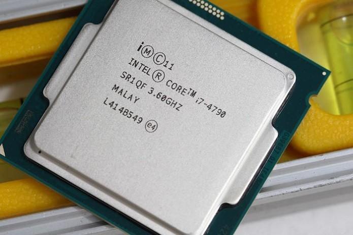 Processador Intel Core i7-4790  (Foto: Reprodução/Guru3D)