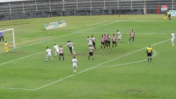 Paulista x XV de Piracicaba Copa Paulista (Foto: Evandro Pelligrinotti / XV de Piracicaba)