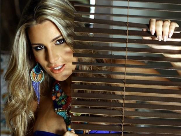 Vanessa foi transferida para a Penitenciária Feminina de Campinas (Foto: Reprodução/Facebook)