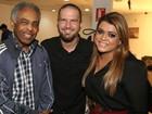 Preta Gil vai com o pai, Gilberto Gil, a show no Rio