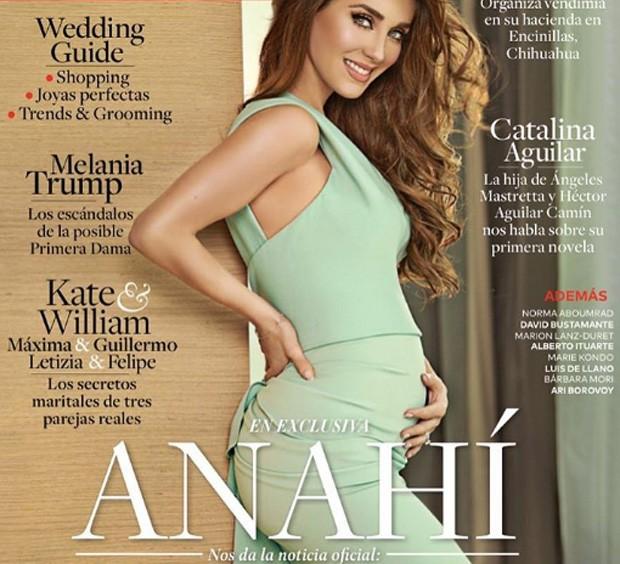 Anahí (Foto: Reprodução)