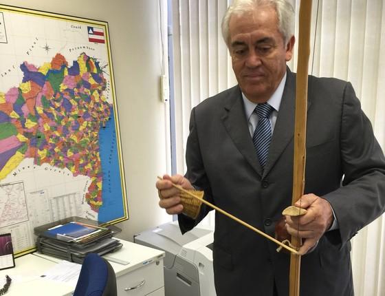 O senador Otto Alencar (PSD-BA) (Foto: Divulgação)
