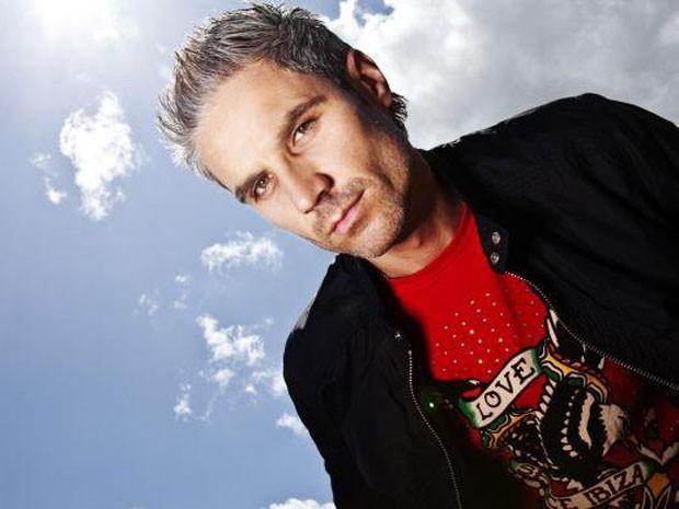 DJ Shane Kehoe, da Irlanda (Foto: Divulgação)