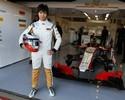 China terá, pela primeira vez, piloto em um fim de semana de GP da F-1