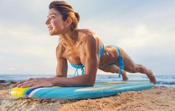 Ainda dá tempo: fique em forma para o verão com 60 minutos semanais; dia 1