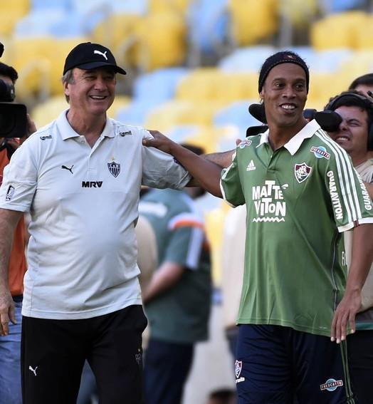 com méritos (André Durão / GloboEsporte.com)