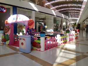 Shopping da Mogi terá oficina de brigadeiros para crianças (Foto: Mariana Leal/Linha Fina)