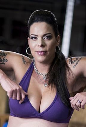 Rebeca Gusmão (Foto: Fábio Carvalho / Divulgação)