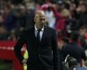"""Zidane não se deixa abater por derrota do Real: """"Ia acontecer algum dia"""""""