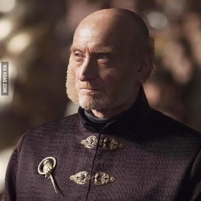 Tywin Lannister, pai de Cersei, Jamie e Tyrion em 'Game of Thrones' (Foto: Reprodução/Reddit)